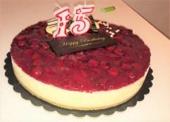 Ivina rođendanska torta