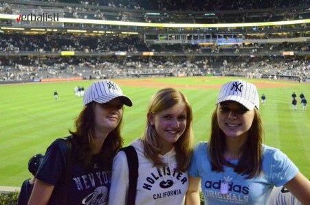 New York Yankees bezbol utakmica