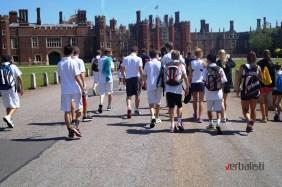 Tennis camp Nike, Verbalisti