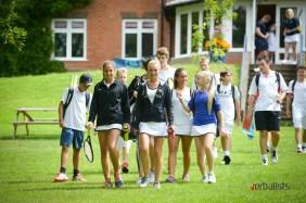 Nike skola tenisa i engleskog jezika, Verbalisti