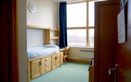 Spavaća soba u koledžu Bredfild