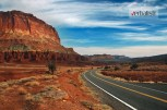 Red Rock Scenic Road 1