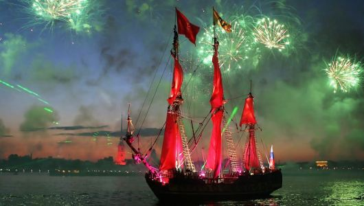 Scarlet Sails - White Nights festival