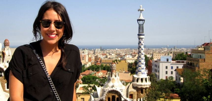 Spanish language travel summer in Barcelona