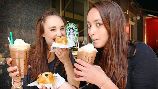 18- to 24-year-olds are increasingly turning to coffee