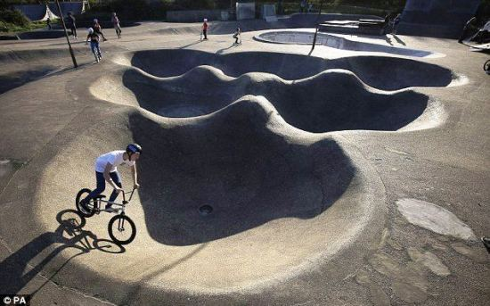 London's skatepark becomes national heritage site