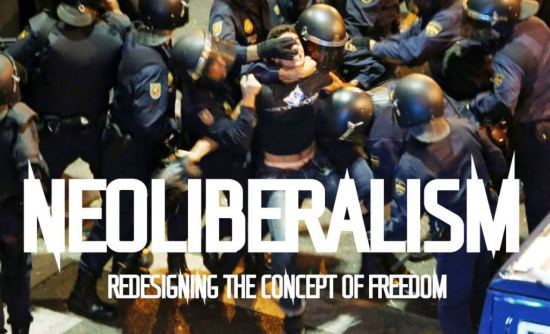Neoliberalism is a social, political and economic model best suited to those with psychopathic personality traits