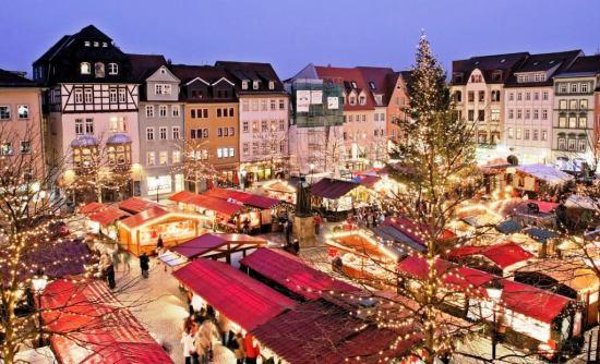 Famous Christmas markets