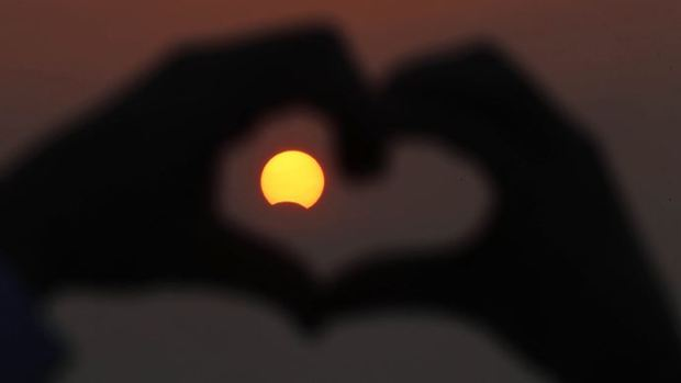 Heart-shaped emoji named 'word of the year'