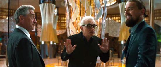 The Audition at City of Dreams (De Niro,Di Caprio, Scorsese)