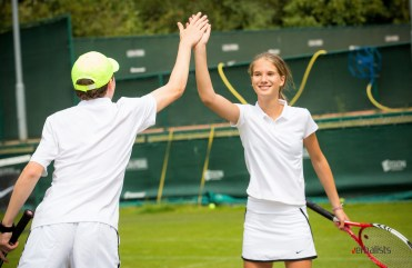 Nike Tennis Camps UK build skills, confidence, independence and friendships