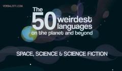 The weirdest languages