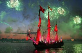 Scarlet Sails - White Nights festival