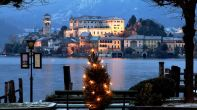 Christmas on Lake Orta