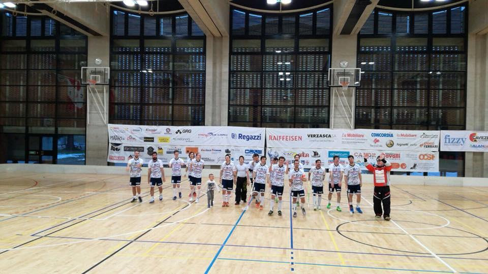 LNB: Coppa Svizzera vs Kadetten Schaffausen