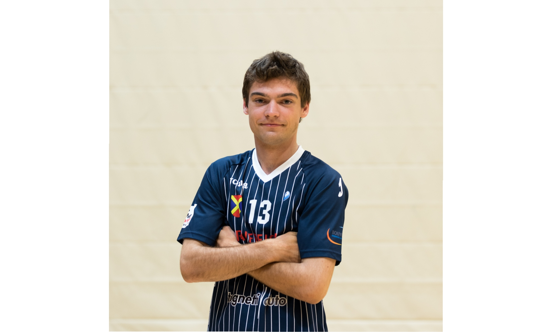 LNB: Fra militare e Unihockey: scopriamo Noel Frapolli