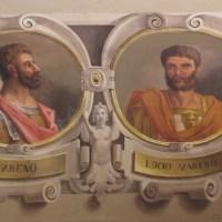 Lucio Voreno e Giulio Cesare in marcia verso Roma si fermarono a Bevagna?