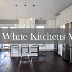 Kitchens To Go Memory Foam Kitchen Mat Costco Why White Work Verbeek Fads Will Come And But If You Want Something That Stand The Test Of Time A Is Way Here S
