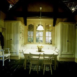 practical magic kitchen movie breakfast seating scene cottage area victorian room verbena although mountain heart theres ladies funny very table