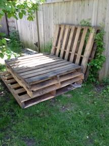 Pallet Outdoor Sofa Furniture