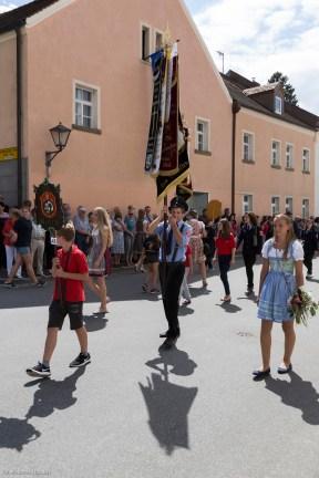 Habash Andreas 150 FFW Chammünster Festzug 190