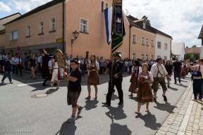 Habash Andreas 150 FFW Chammünster Festzug 201