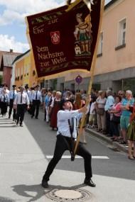 Habash Andreas 150 FFW Chammünster Festzug 278
