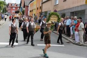 Habash Andreas 150 FFW Chammünster Festzug 324