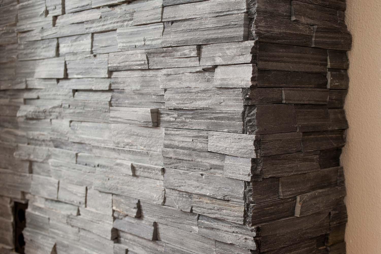 Auenecken  Wandverblender aus Stein