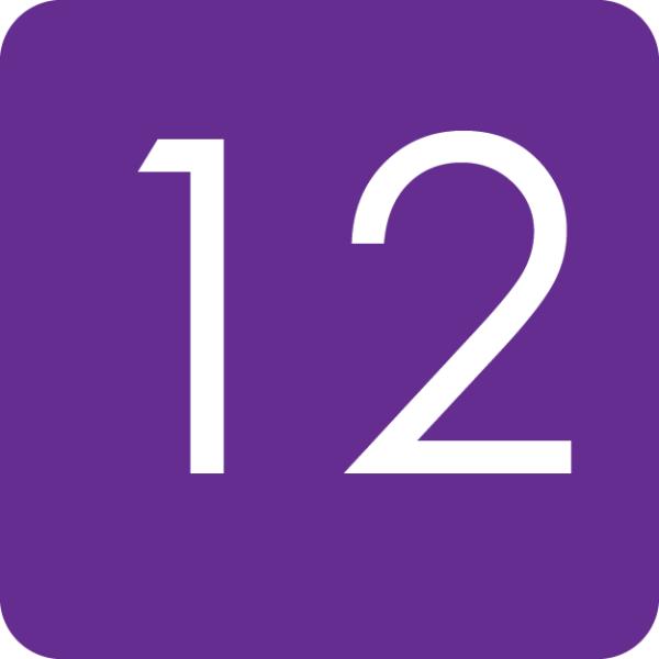 Women's 12