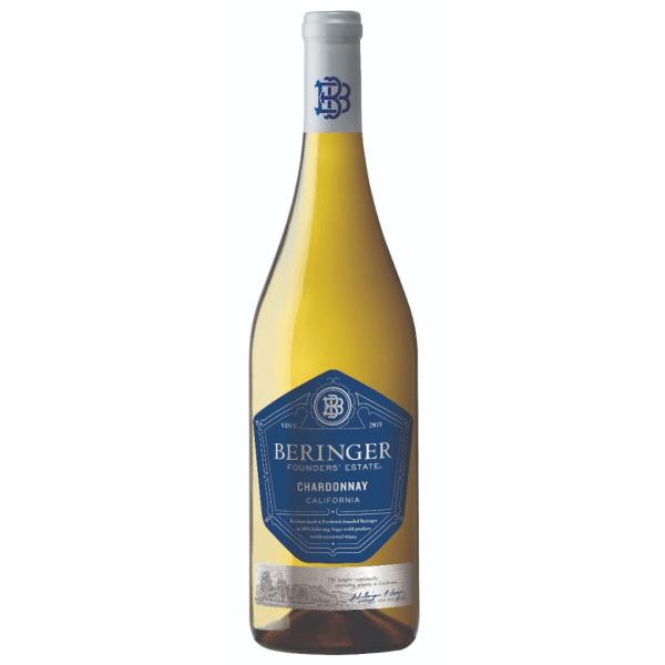 Beringer VS Californie Founders Chardonnay