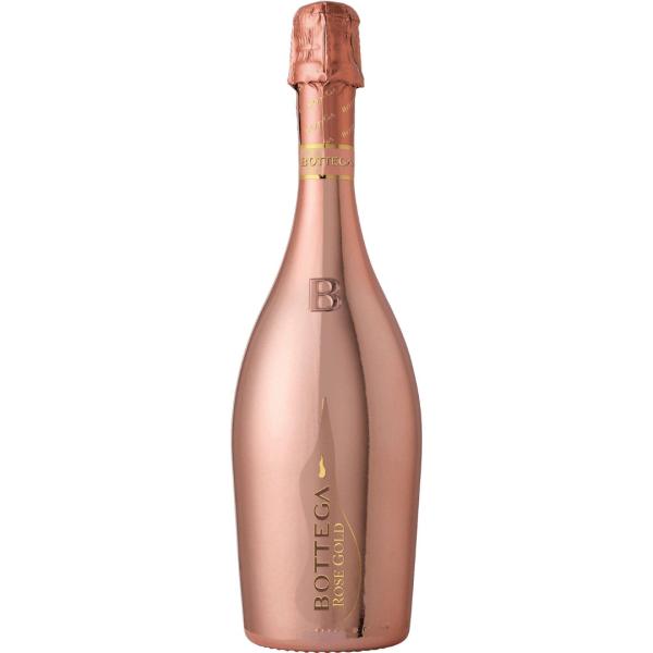 Bottega Rose Gold Prosseco Italie