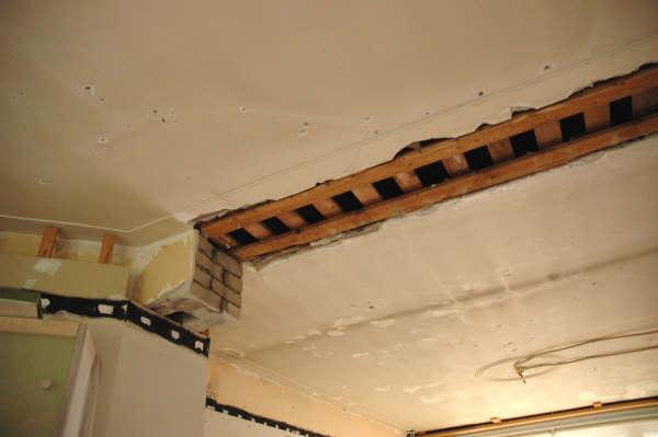 Plafond verwijderen of niet wat is slimste