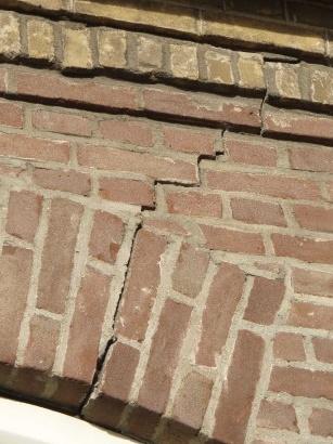 Scheuren in muren  Verbouwkosten