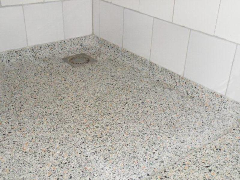 Linoleum vloer badkamer u devolonter