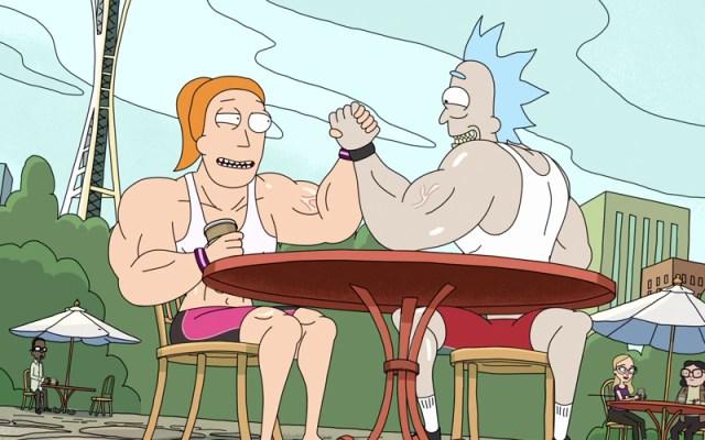 Resultado de imagem para Rick and Morty