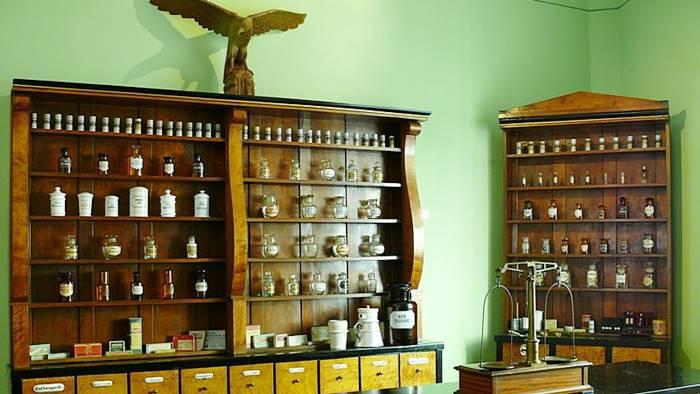 Qué ver en Cracovia - Farmacia del Águila