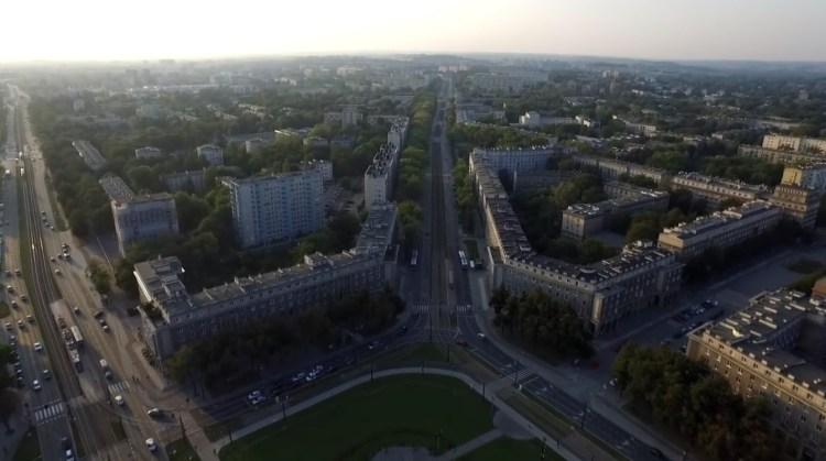 paisajes de Cracovia