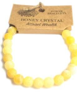 Brazalete de Energía - Cristal de miel