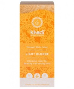Herbal Color Khadi Rubio Claro. 100 Gr