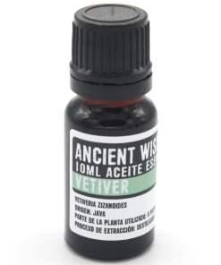 Aceite Esencial Vetivert