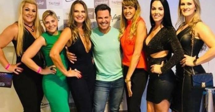 Eduardo Costa se envolve em escândalo de traição com várias mulheres em Matelândia no Paraná