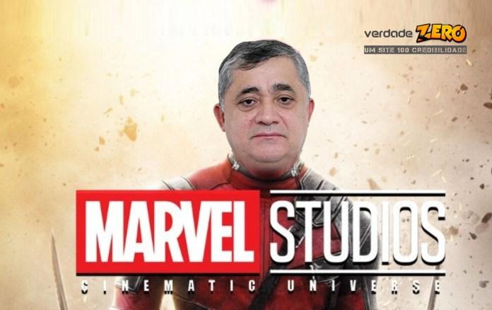 Marvel convida José Guimarães para interpretar Capitão Cueca nos cinemas em 2020