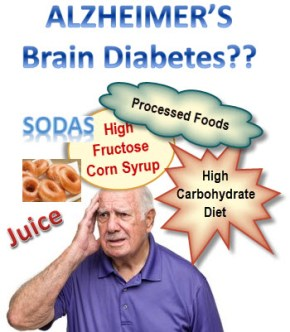 diabetes demencia tipo 3
