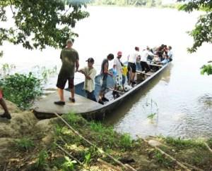 La llegada a Warao e inicio de su labor evangelística
