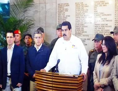 Nicolás Maduro anunció la muerte del líder venezolano