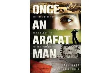 """En su libro """"Una vez un Arafat"""" Saada cuenta su testimonio de conversión a Cristo tras años como terrorista islámico"""