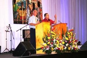 El pastor Greg Mundis, misionero de carrera y presidente de Misiones Mundiales de las Asambleas de Dios