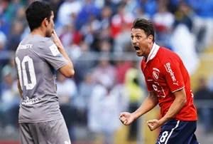 Jonathan Santana, futbolista cristiano del Club Atlético Independiente de Argentina