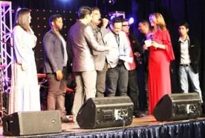Gabriel de Jesús junto a reconocidos ministros de la música / RM